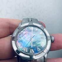 Raymond Weil Parsifal Steel 40mm Mother of pearl Roman numerals United Kingdom, Manchester