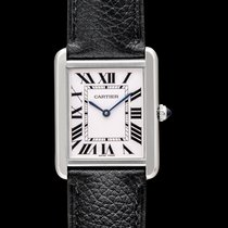 Cartier Tank Solo Steel 34.8mm United States of America, California, San Mateo