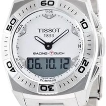 Tissot Racing-Touch 46.3mm Cерый