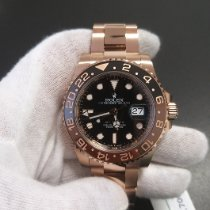Rolex GMT-Master II Ouro rosa