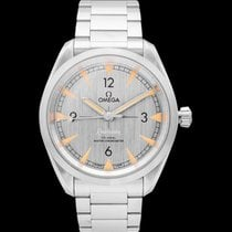 Omega Seamaster Railmaster Steel 40mm Grey United States of America, California, San Mateo