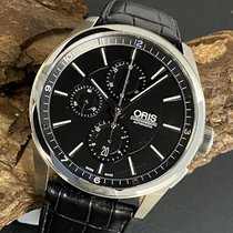 Oris Artix Chronograph Steel 44mm Black