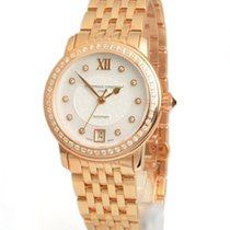 Frederique Constant Ladies Automatic World Heart Federation 34mm Mother of pearl