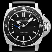 Panerai Luminor Submersible 1950 3 Days Automatic Titanium 47mm Black United States of America, California, San Mateo