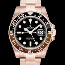Rolex GMT-Master II Rose gold 40.00mm Black United States of America, California, San Mateo