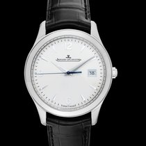 Jaeger-LeCoultre Master Control Date Steel 39.00mm Silver United States of America, California, San Mateo