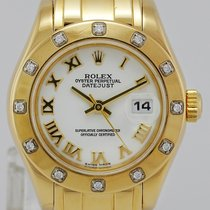 Rolex Lady-Datejust Pearlmaster 80318 2005 usados