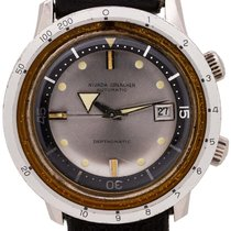 Nivada Steel 43mm Automatic pre-owned United States of America, California, West Hollywood