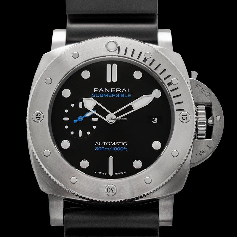 Panerai Luminor Submersible 1950 3 Days Automatic PAM01305 2021 new