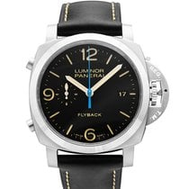Panerai Luminor 1950 3 Days Chrono Flyback new 2018 Automatic Watch with original box and original papers PAM00524