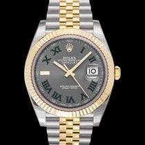 Rolex Datejust Steel 41mm Grey United States of America, California, San Mateo