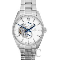 Orient Star Steel 41mm White