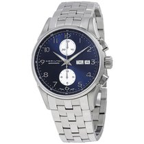 Hamilton Jazzmaster Maestro Steel 41mm Blue United States of America, New Jersey, Cherry Hill