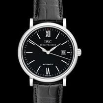 IWC Portofino Automatic Steel 40mm Black United States of America, California, San Mateo