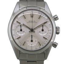 Rolex Chronograph Steel 36mm Silver