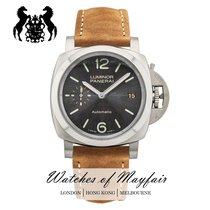 Panerai Luminor Due Acier 38mm Gris