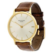 Patek Philippe Yellow gold 33mm Manual winding 3468J pre-owned United States of America, California, Los Angeles