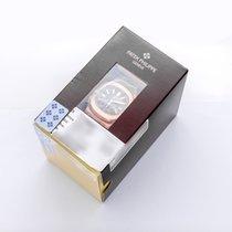 Patek Philippe Nautilus Pозовое золото 40.5mm Черный