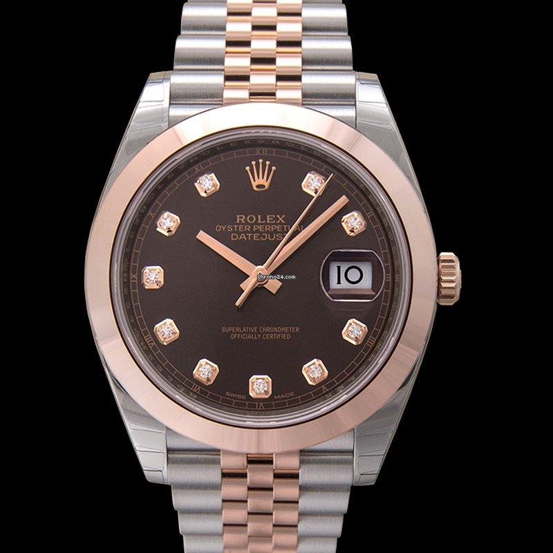 Rolex Datejust 126301 G new