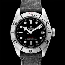 Tudor 79730 Steel Black Bay Steel 41mm new United States of America, California, San Mateo