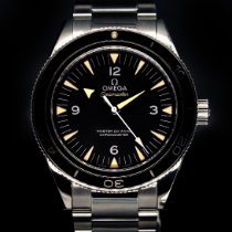 歐米茄 Seamaster 300 鋼 41mm 黑色