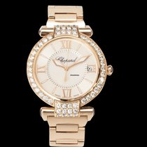Chopard pre-owned Automatic 40mm Mother of pearl Sapphire crystal 5 ATM