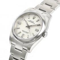 Rolex Oyster Perpetual 36 nuevo 2020 Automático Reloj con estuche y documentos originales 116000