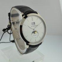 Girard Perregaux Or blanc Remontage manuel occasion 1966