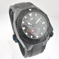 Girard Perregaux Sea Hawk pre-owned Leather