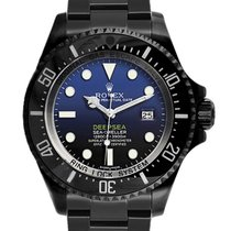 Rolex Sea-Dweller Deepsea Steel 44mm Black United States of America, California, Glendale
