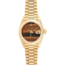 Rolex Lady-Datejust Gult guld 26mm