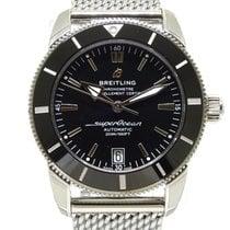 Breitling Superocean Héritage II 42 neu 2020 Automatik Uhr mit Original-Box und Original-Papieren AB2010121B1A1