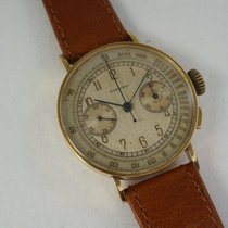 Longines 13ZN Yellow gold 1939 35mm pre-owned