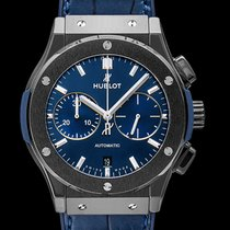 Hublot 521.CM.7170.LR Ceramic 2021 Classic Fusion Blue 45mm new United States of America, California, San Mateo