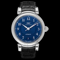 IWC Steel 36.00mm Automatic IW458312 new United States of America, California, San Mateo