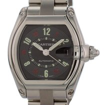 Cartier Roadster Steel 38mm Black United States of America, New York, New York