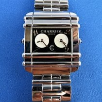 Charriol Parts/Accessories Women's watch 253778132643 pre-owned Steel Silver