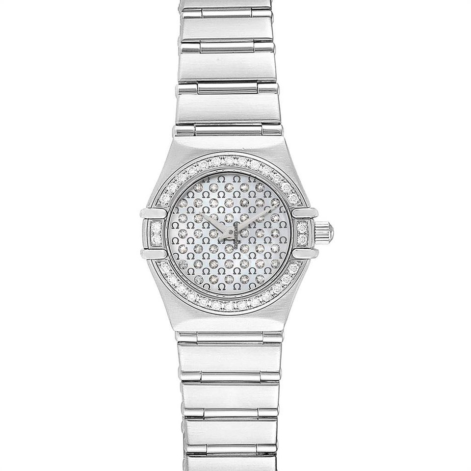 Omega Constellation 1455.77.00 pre-owned