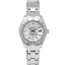 Rolex Lady-Datejust Pearlmaster 80319 2020 new
