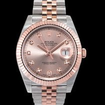 Rolex Datejust II Rose gold 41mm Pink United States of America, California, San Mateo