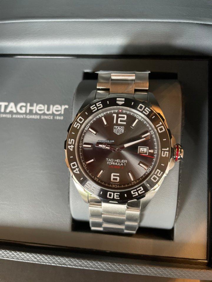 TAG Heuer Formula 1 Calibre 5 WAZ2011.BA0842 neu