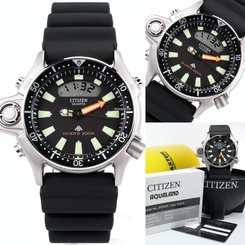 Citizen Promaster JP2000-08E new