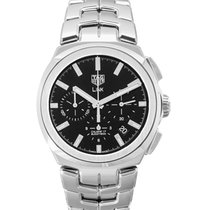 TAG Heuer CBC2110.BA0603 Steel Link 41mm new