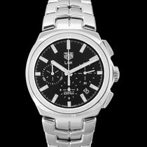 TAG Heuer Link CBC2110.BA0603 New Steel 41mm Automatic