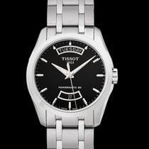 Tissot Couturier Steel 39mm Black United States of America, California, San Mateo