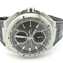IWC Ingenieur Chronograph Racer Staal 45mm Zilver