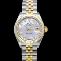 Rolex Lady-Datejust Yellow gold 28mm Mother of pearl United States of America, California, San Mateo