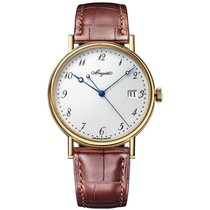 Breguet Yellow gold 38mm Automatic 5177BA/29/9V6 new United States of America, Pennsylvania, Holland