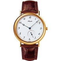 Breguet Yellow gold 40mm Automatic 5140BA/29/9W6 new United States of America, Pennsylvania, Holland