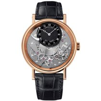 Breguet 7057BR/G9/9W6 Rose gold Tradition 40mm new United States of America, Pennsylvania, Holland